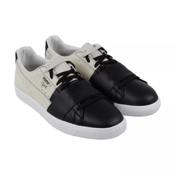 59955ddc1ff Puma Clyde men s shoes size 11 sneakers tan NWB